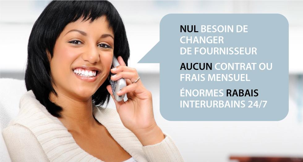 Long distance call savings